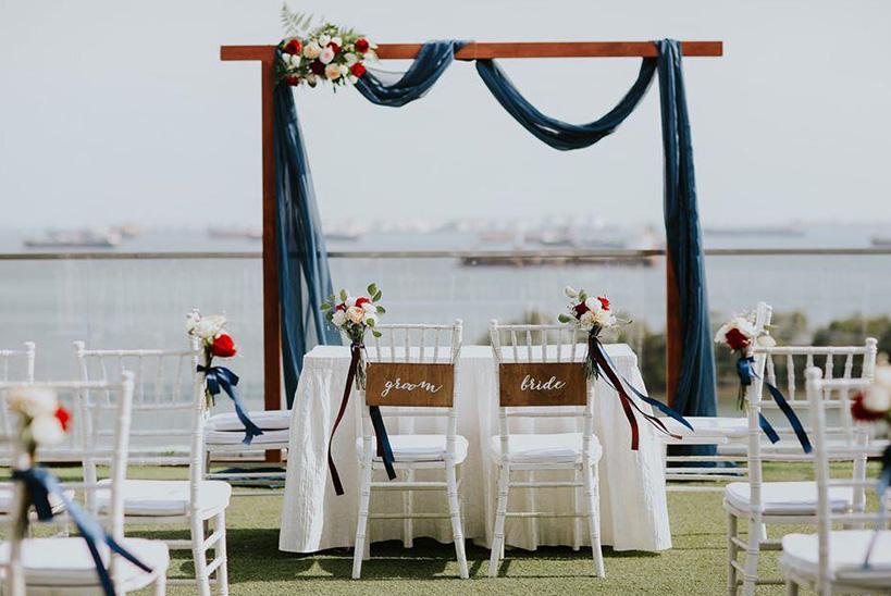 Affordable Outdoor Wedding Venues | Sky Garden