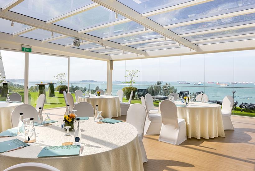 Wedding Venues Singapore | Sky Garden