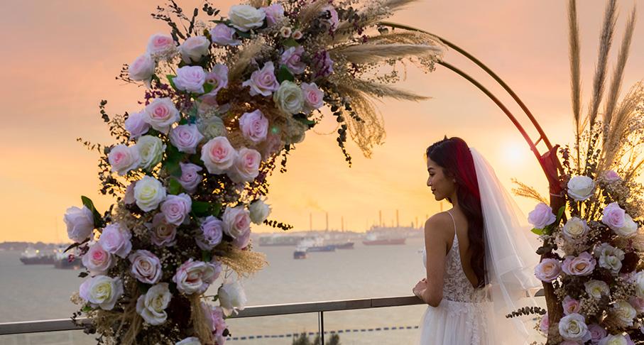 Best Affordable Wedding Venues | Sky Garden