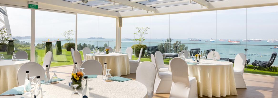 Destination Wedding Planner Singapore | Sky Garden