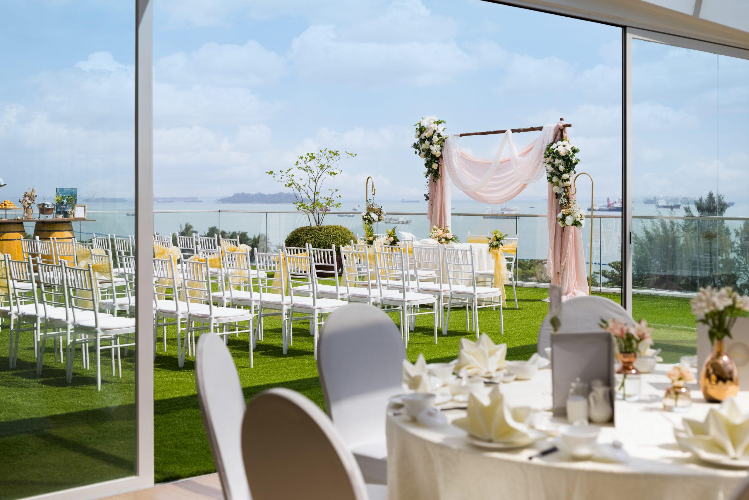 Small Affordable Wedding Venues | Sky Garden
