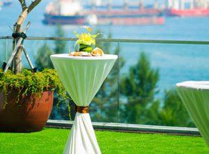Rooftop Event Rental | Sky Garden