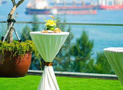 Rooftop Event Rental   Sky Garden