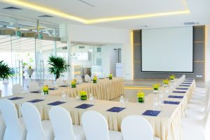 Rooftop Event Rental Singapore | Sky Garden Sentosa