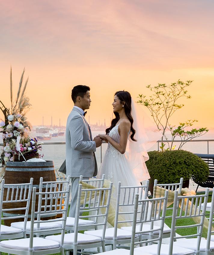 Beautiful Affordable Wedding Venues | Sky Garden